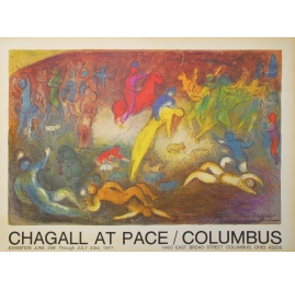 Chagall At Pace/Columbus