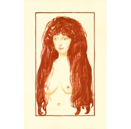 Die Sünde Edvard Munch