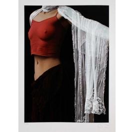 De viktoriaanse sjal