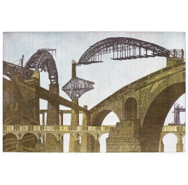 De stad van de bruggenbouwers