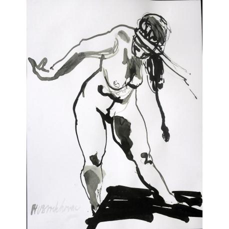 Staand Naakt (Standing Nude)