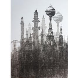 Die Stadt mit den Zwillingstürmen