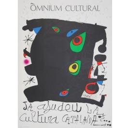 Omnium Culturele Affiche