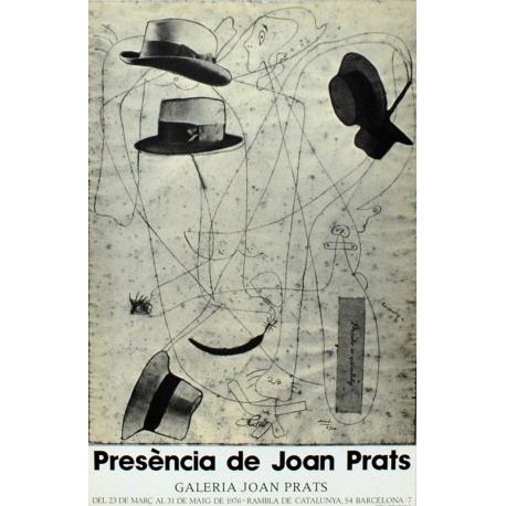 Presence of Joan Prats Poster