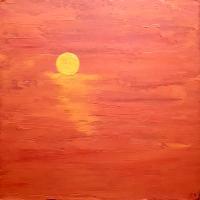 Sonnenunteraufgang II