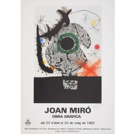 Obra Grafica Poster