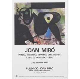 Pintura, Escultura, Ceramica, Obra Grafica Poster