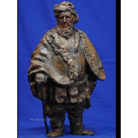 Rembrandt in Bronze: The Persian