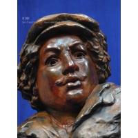 Rembrandt in Brons: Zelfportret