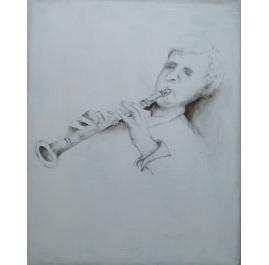 Klarinettist