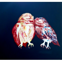 Goodbye Kiss of the Little Owls