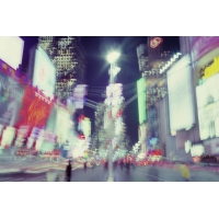 Times Square, New York - Metropolis Timescapes