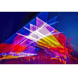 Neue Nationalgalerie, Berlin - Metropolis Timescapes