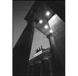 Berlin. Brandenburger Tor 1992