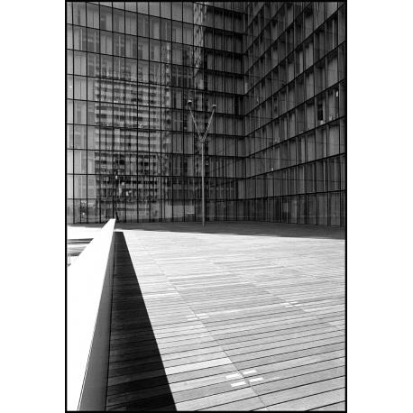 Paris Bibliotheque 2, 2001