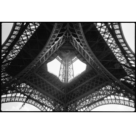 Paris Tour Eiffel 2, 1986