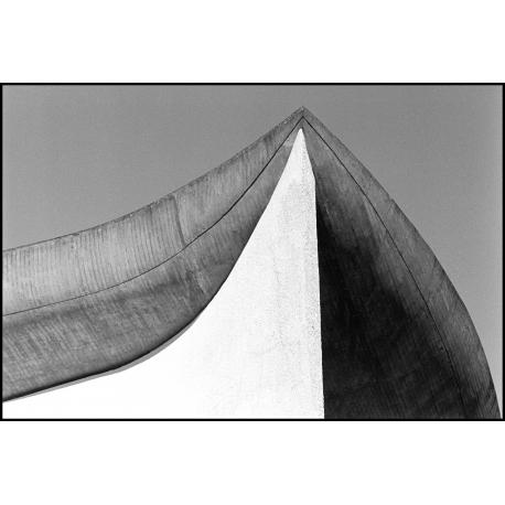 Ronchamp Notre Dame du haut, Corbusier, 2004