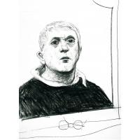Self-Portrait, March 2