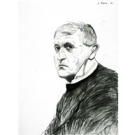 Self-Portrait, March 2 (2)