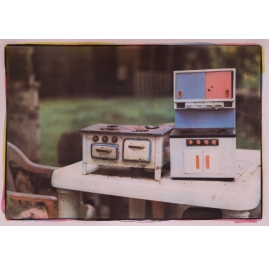 "Stove, from the series ""childhoodhome"""