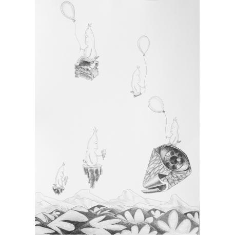 Series Drawings 2