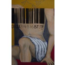 Barcode Mensch