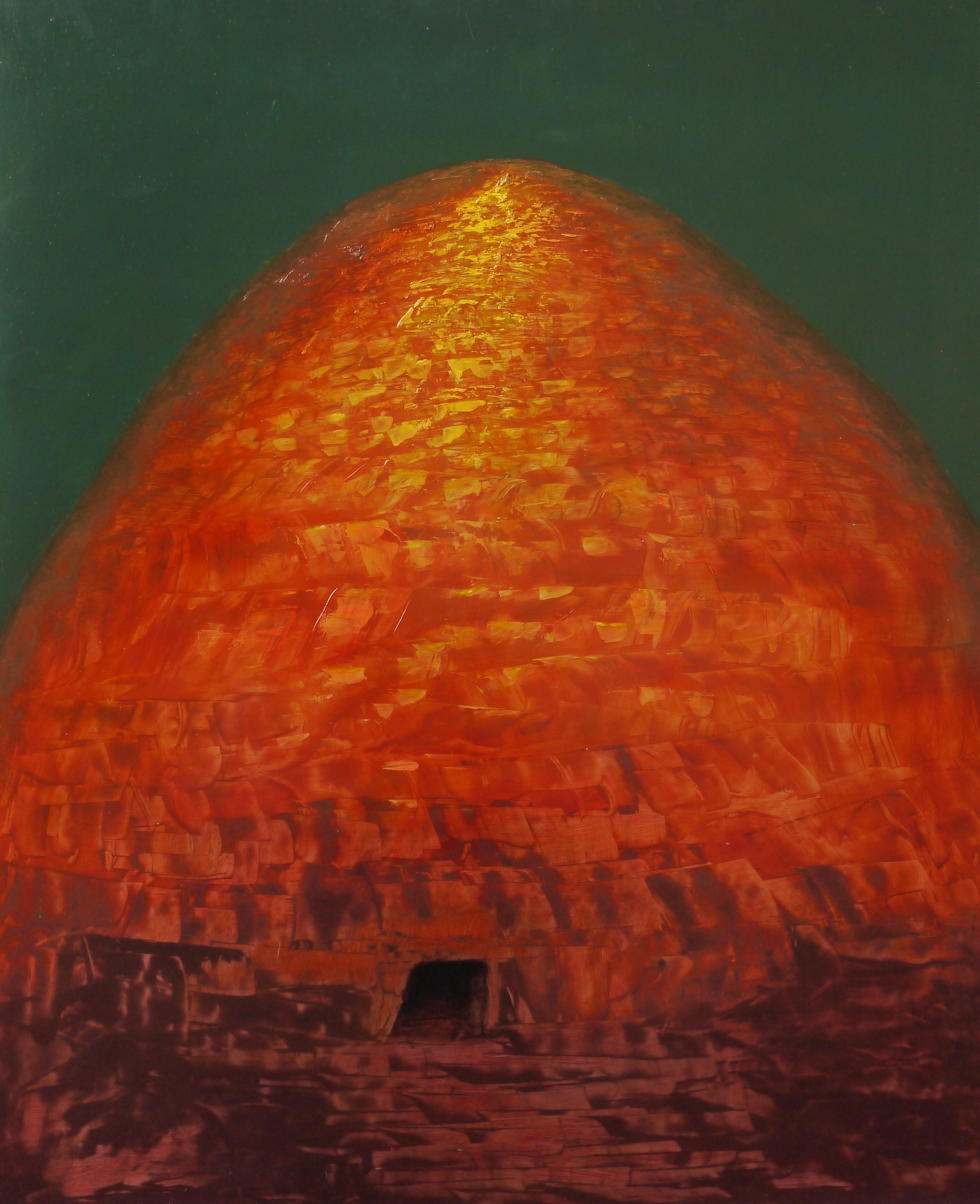 Klaus Ritterbusch Corona Covid Lockdown Virus Themed Art