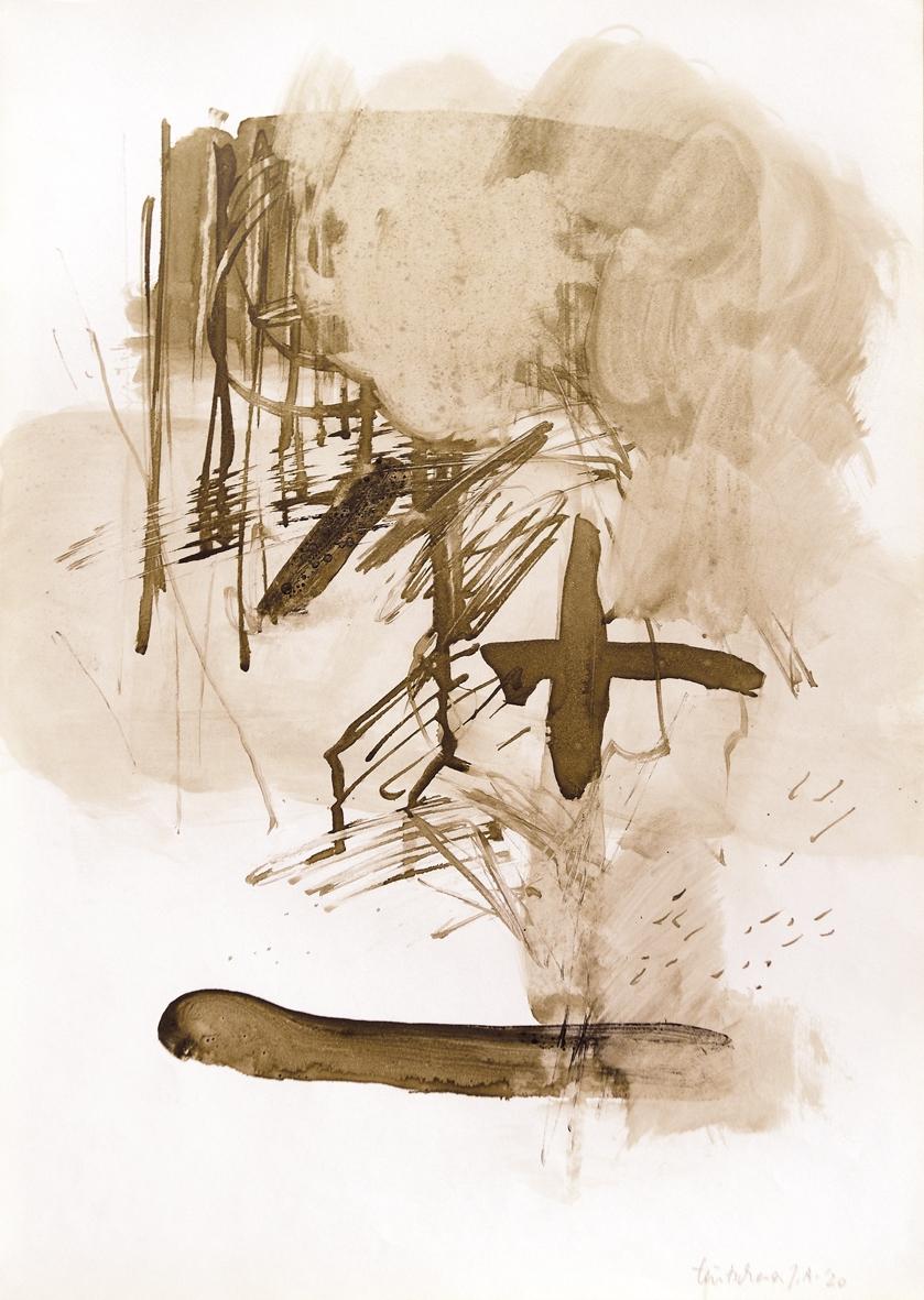 Josef Kutschera Corona Covid Lockdown Virus Themed Art
