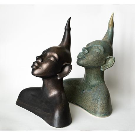 Ceramic Sculptures (3)