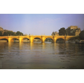 The Pont Neuff Wrapped
