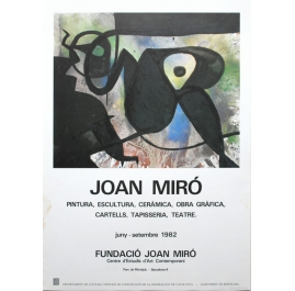 Fundació Joan Miró - 1982