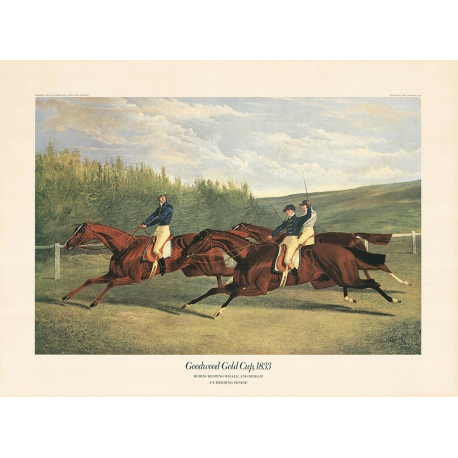 Goodwood Gold Cup 1833