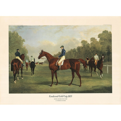 Goodwood Gold Cup 1834