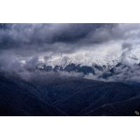 Berglandschap I