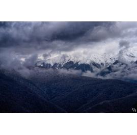 Berglandschaft I