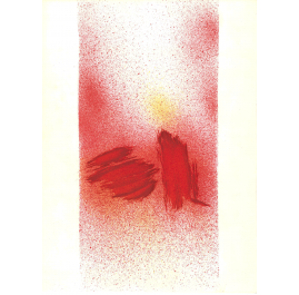Composition Lithografie from DLM Nr. 215 1975