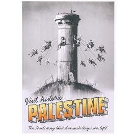 Visit historic Palestine