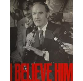 Ich glaube ihm