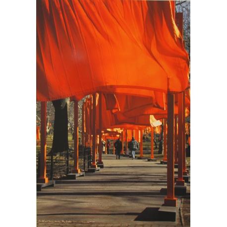 The Gates - New York Central Park