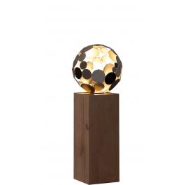 "Indoor Lamp - ""Globe"""
