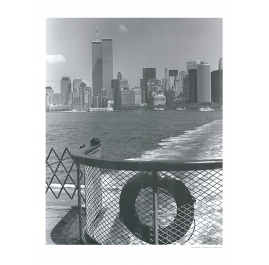 Lower Manhattan from the Staten Island Ferry
