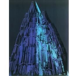 Kölner Dom (blau)