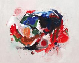 Bodies in Beweging 2 door kunstenaar Kutschera